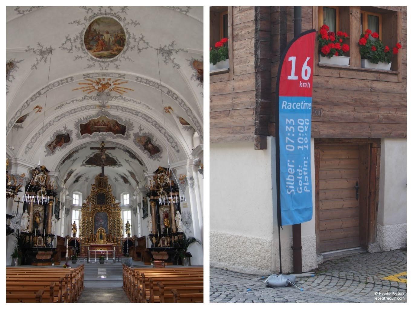 Pfarrkirche St. Peter und Paul Andermatt / Alpenbrevet (Le petit requin)