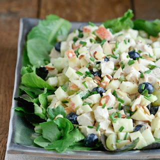 Chopped Waldorf Salad