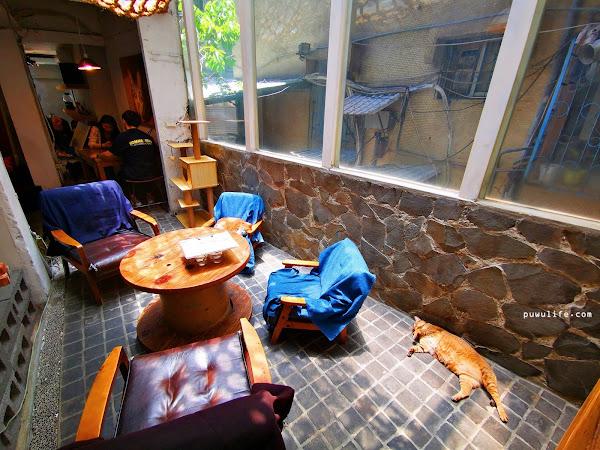 Toast Chat | 大安區。國父紀念館站不限時貓咪早午餐咖啡