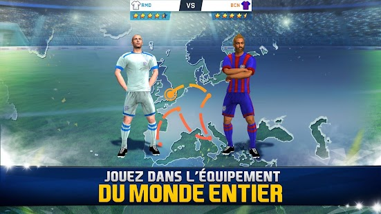 Soccer Star 2019 Top ligue 1: Jeux de Foot Gratuit Capture d'écran