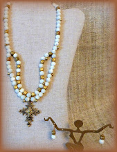 Photo: #165 PRAYER ~ МОЛИТВА Brass Hutsul cross pendant, Mother of Pearl, gold plate, 14K gold vermeil (with extender) $100 SOLD