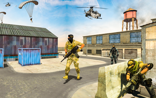 Hero Anti-Crime Mission – Survive on Land 1.6 screenshots 2