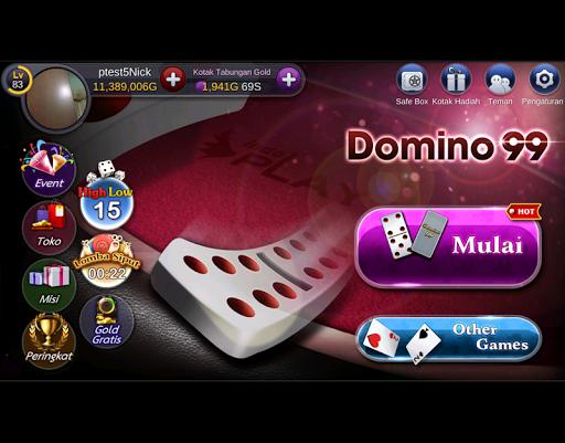 NEW Mango Domino 99 - QiuQiu ss2