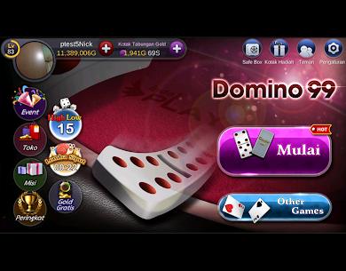 NEW Mango Domino 99 – QiuQiu Apk Download For Android 2