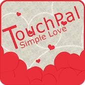 Simple Love Keyboard Theme
