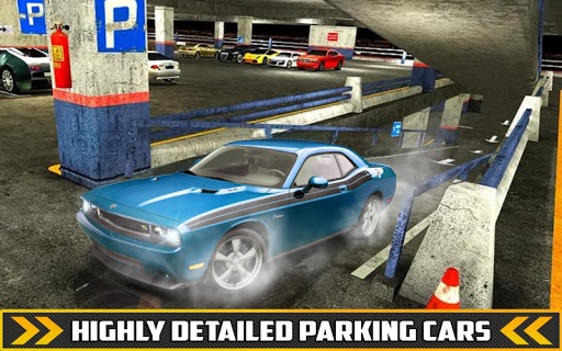 Luxury Car Parking Mania Parking Adventure Game Apk Free Download