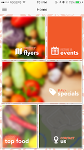 Topfood Supermarket screenshot 1
