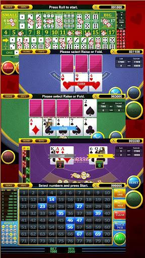 Roulette Slot Poker Keno Bingo 1.4 6