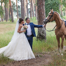 Wedding photographer Kirill Nezhdanov (nkirill61). Photo of 18.07.2016