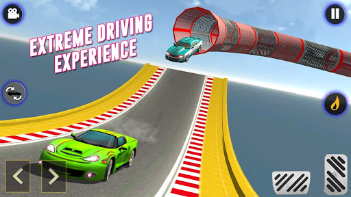 GT Racing Stunts: Tuner Car Driving 1.0 screenshots 5