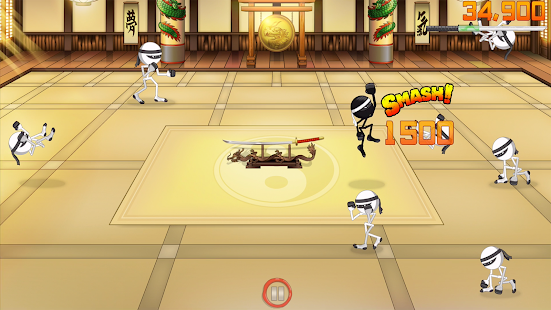 Stickninja Smash Screenshot