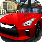 Car Racing Nissan Game Icon