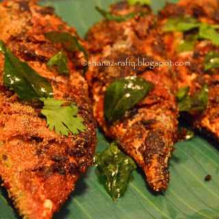 Mangalorean Fish Fry