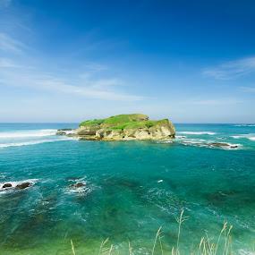 :: Emty Island :: by Putu Ekak - Landscapes Beaches