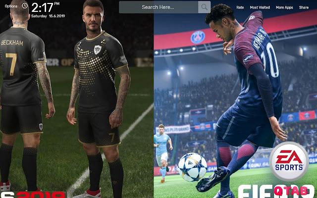 FIFA 2019 Wallpapers New Tab