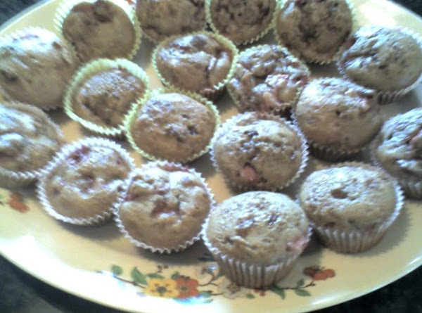 Strawberry Muffins Recipe