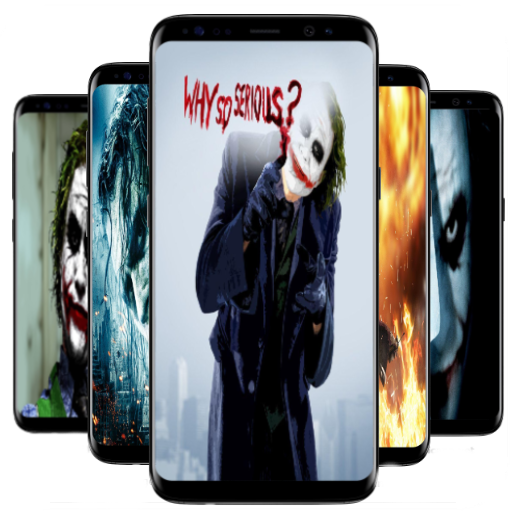 Scary Wallpapers Horror Joker Hd 4k For All Device Apps On Google Play