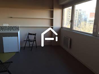 Studio meublé 24,8 m2