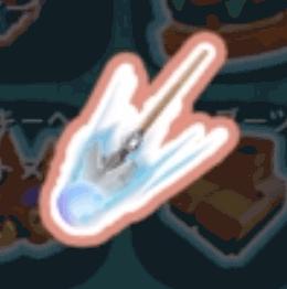 魔法のバリスタの矢