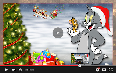 Video HD Tom And Jerry - náhled