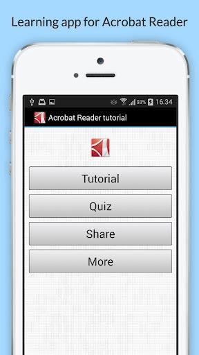 Free Acrobat Reader Tutorials