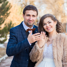 Wedding photographer Liliya Rzhevskaya (Rshevskay). Photo of 23.02.2017