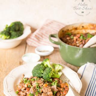 Lamb Casserole Beans Recipes