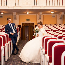 Wedding photographer Alla Samarskaya (Citadel). Photo of 06.11.2018