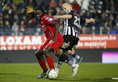 """Karel Geraerts déplore """"le manque de concentration"""" des Zèbres en fin de match"""