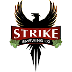 Logo for Strike Brewing