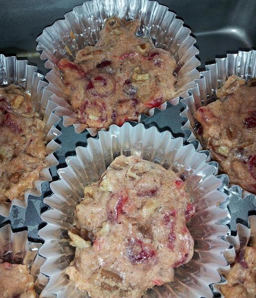 Quick Miniature Fruitcakes Recipe