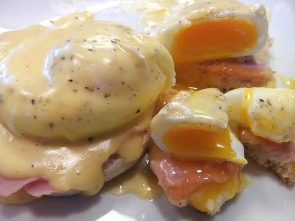 One, Two, Three Eggs Benedict Recipe