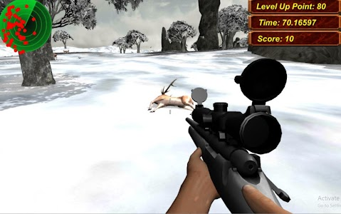 ANIMAL HUNTER 2017 3D screenshot 1