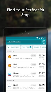 GasBuddy: Find Cheap Gas- screenshot thumbnail