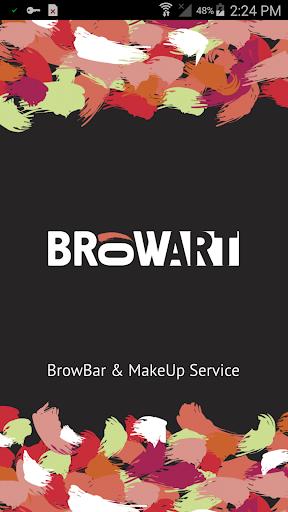 BrowArt BrowBar & MakeUp 10.71.2 screenshots 1