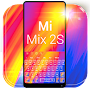 Keyboard for XIAOMI Mi Mix 2S APK icon