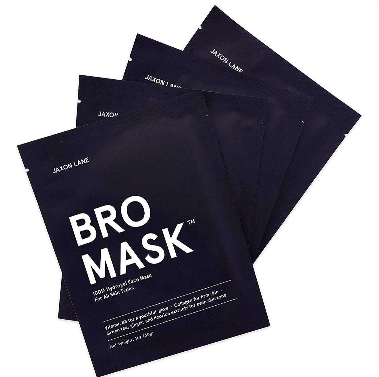Jaxon Lane Bro Mask - a self-care gift for the holidays