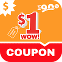 Coupons for Family Dollar - Smart Coupon 101% OFF icon