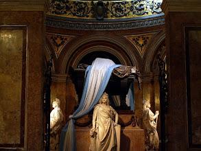 Photo: Buenos Aires, Katedra, grób generała San Martina / Tomb of general San Martin