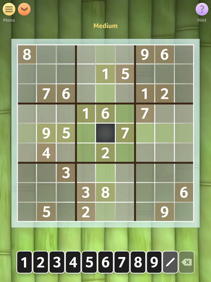 Sudoku+- screenshot