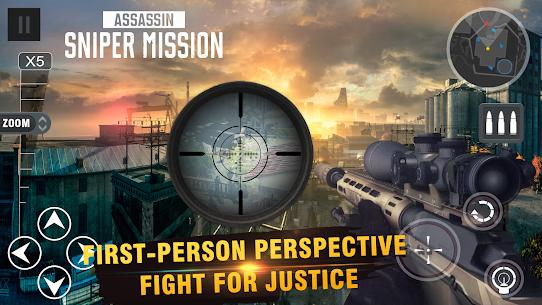 Assassin Sniper Mission 7