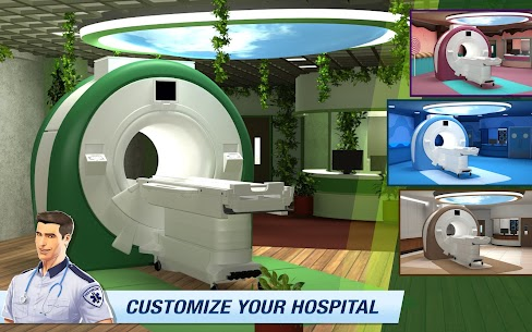 Operate Now Hospital Mod Apk + OBB Data 1.36.2 (Free Shopping) 8