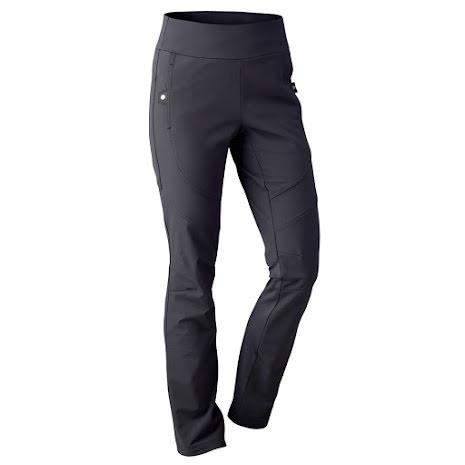 Daily Sports Fliza Solid Pants Black
