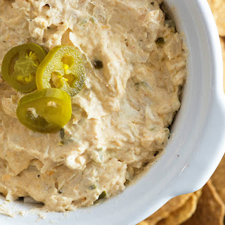 Slow-Cooker Spicy Ranch Dip