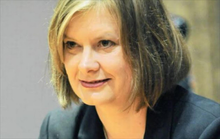 Western Cape MEC of Education' Debbie Schafer. File photo.