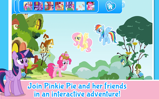 My Little Pony: Party of One
