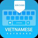 Vietnamese keyboard: Vietnamese Language Keyboard icon