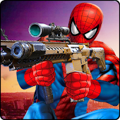Tải Game Super Spider Shooting Battle