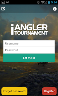 iAngler Tournament- screenshot thumbnail