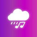 Rainy - Rain White Noise, Rain Ambience, Rain App icon